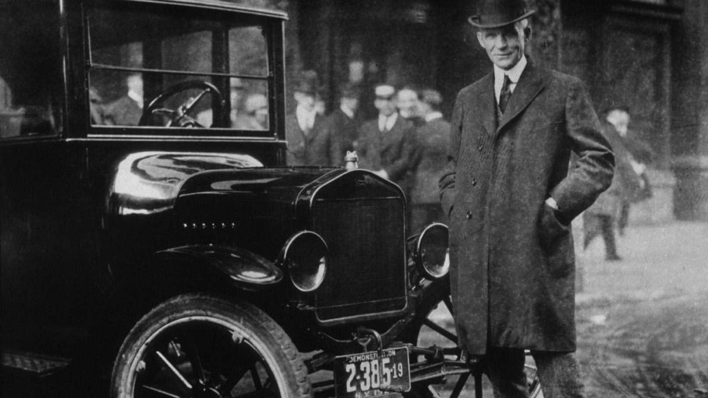 Henry Ford Automobile
