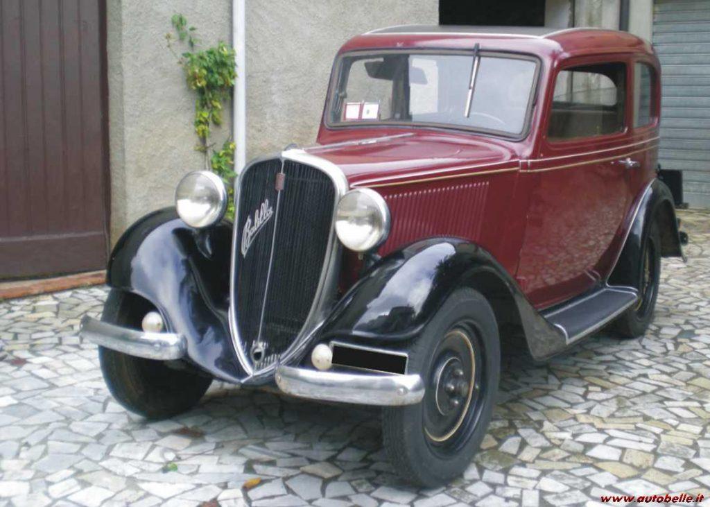 Foto Fiat 508 Balilla